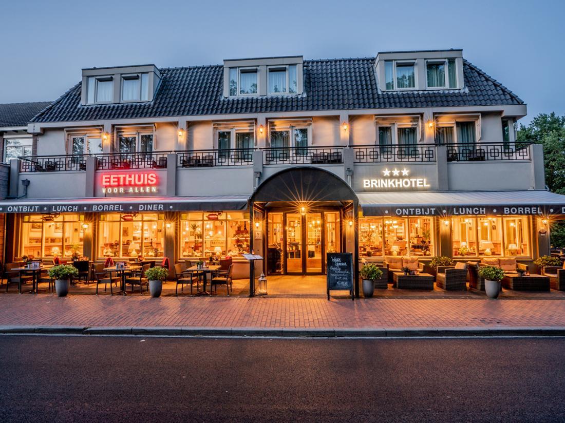Brinkhotel Hotel Weekend