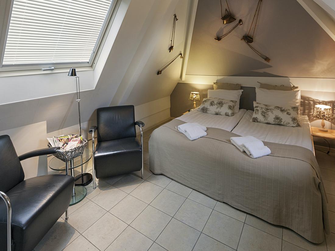 Hotel Tabaksplant Comfort Kamer Amersfoort