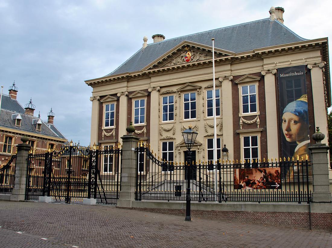 Hotel golden tulip zoetermeer omgeving mauritshuis