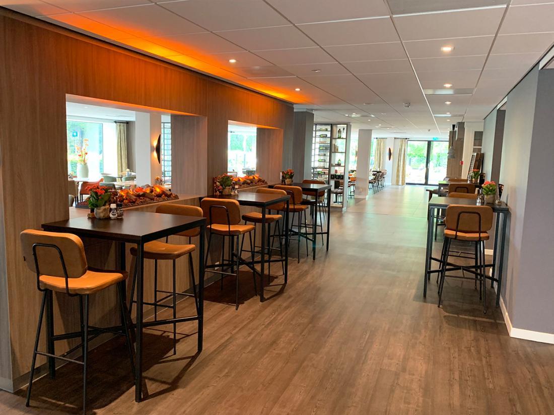 weekendje weg golden tulip zoetermeer ontbijtzaal