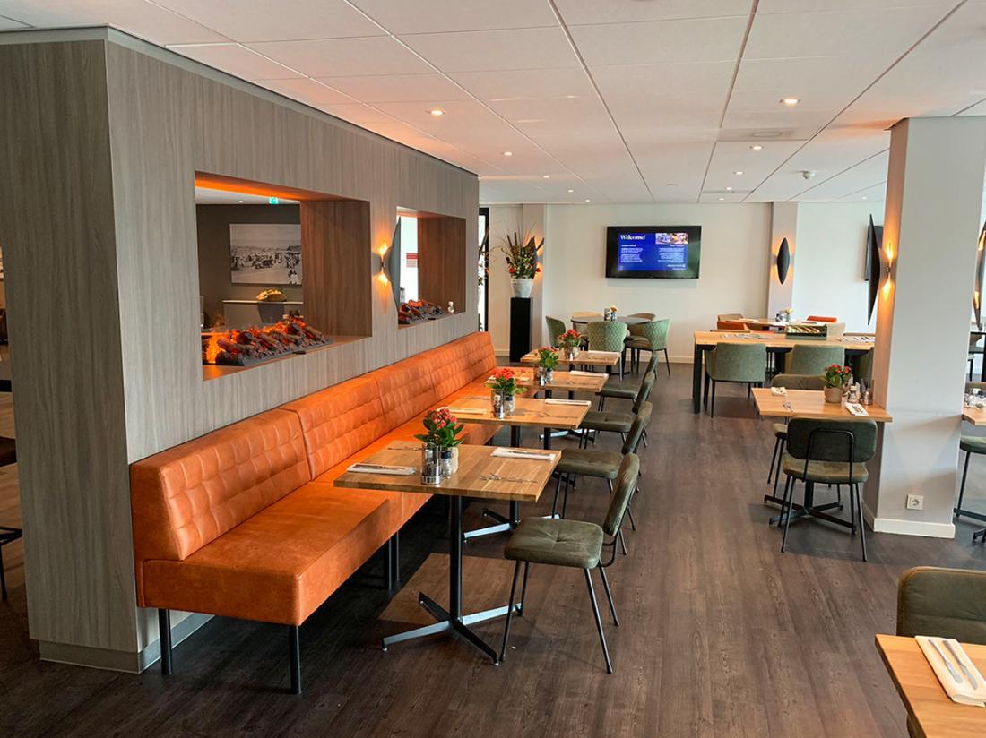 weekendje weg golden tulip zoetermeer restaurant 3