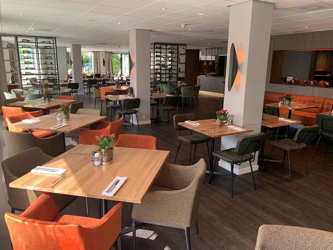 weekendje weg golden tulip zoetermeer restaurant