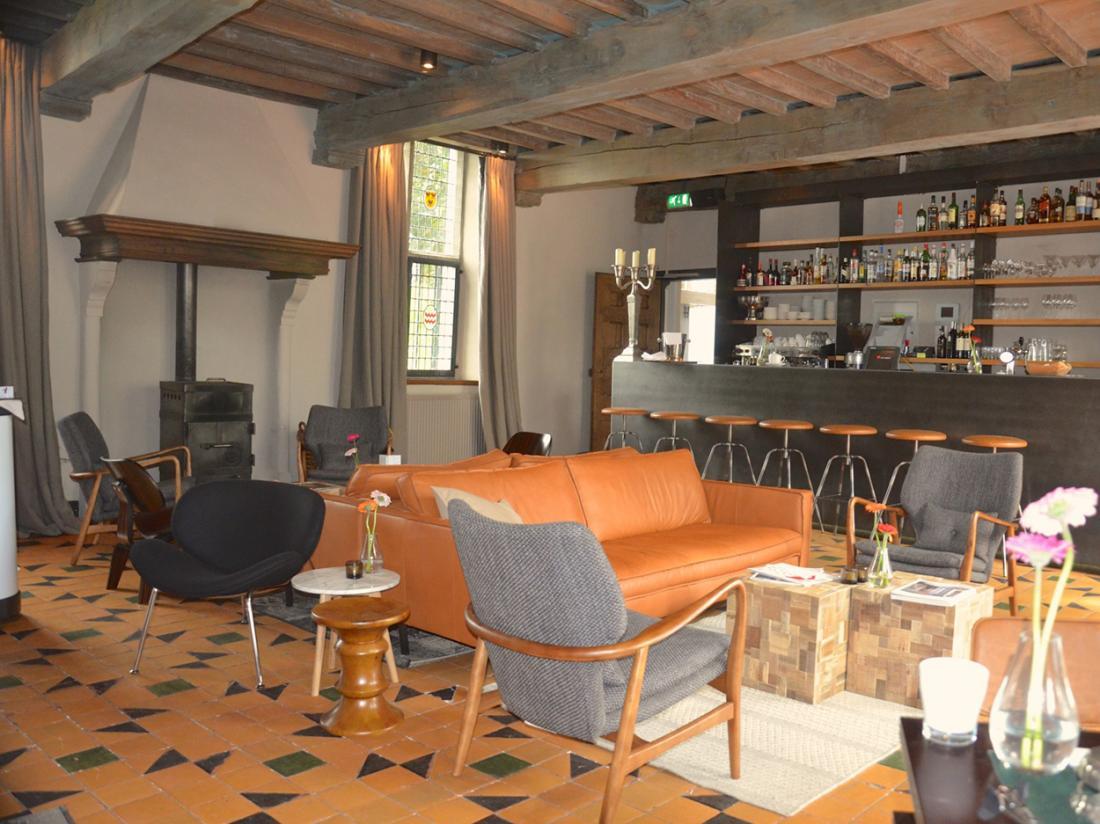 Hotel de Vlijt Coevorden Lounge Receptie