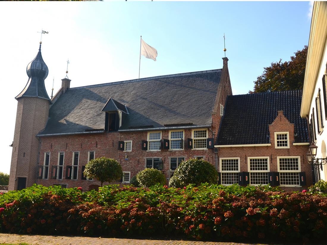Hotel de Vlijt Coevorden Oude Gedeelte Kasteel