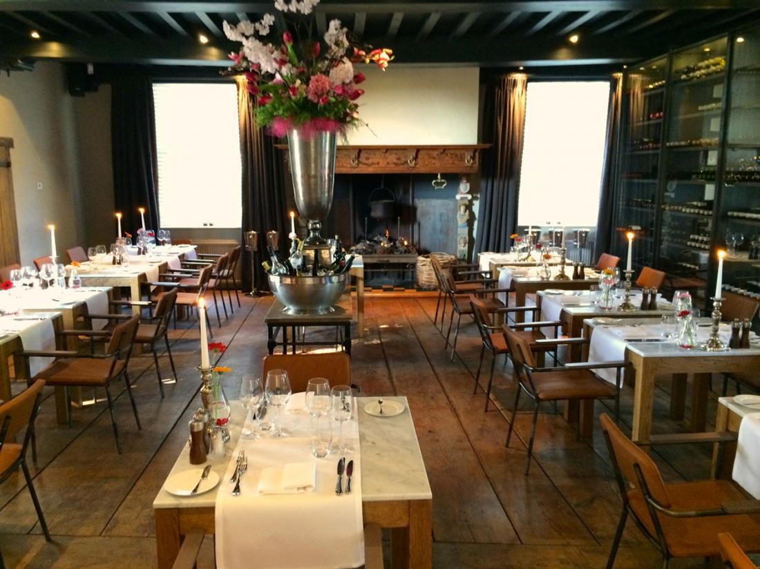 Hotel de Vlijt Coevorden Restaurant Aanzicht