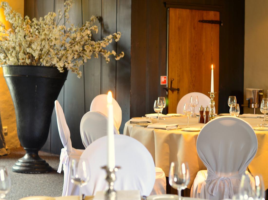 Hotel de Vlijt Coevorden Restaurant Detail