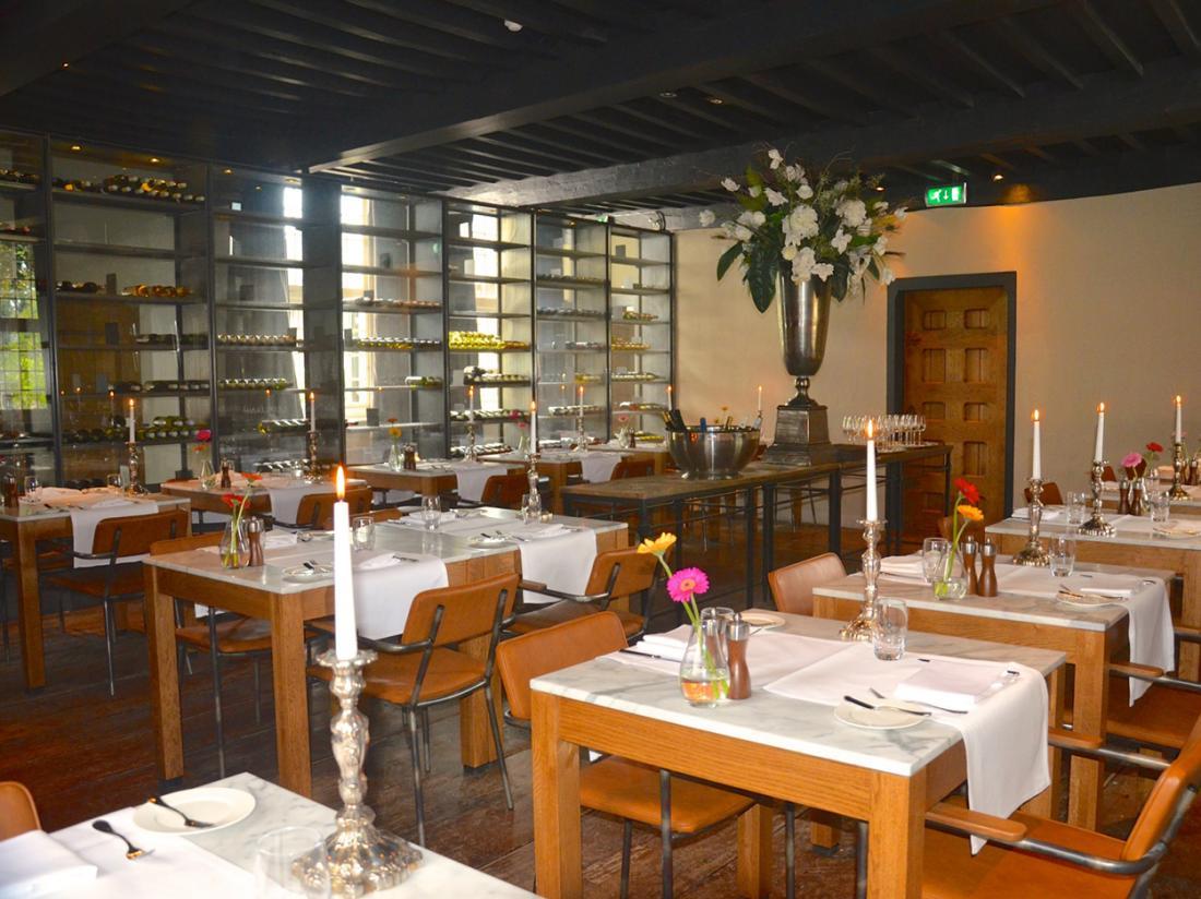 Hotel de Vlijt Coevorden Restaurant Wijn