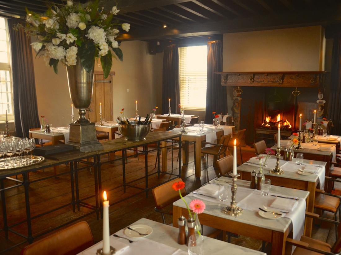 Hotel de Vlijt Coevorden Restaurant