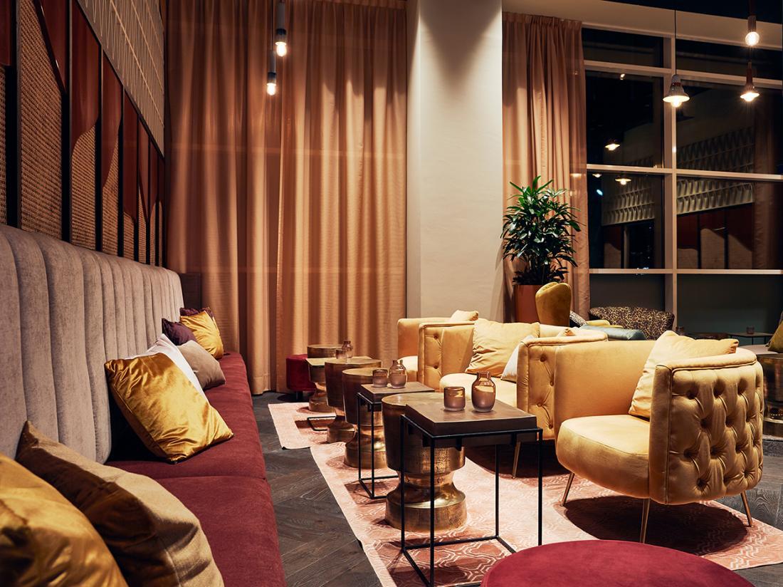 Lounge antwerpen lindner