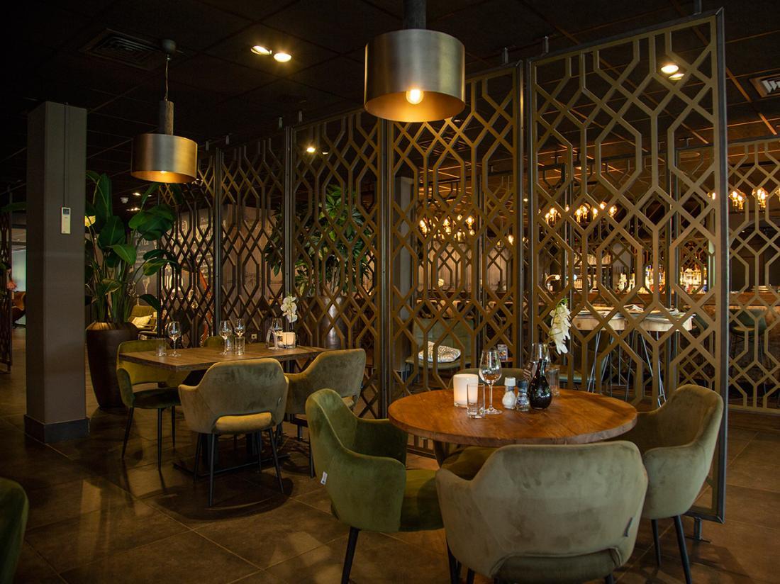Fletcher Hotel Frerikshof Restaurant