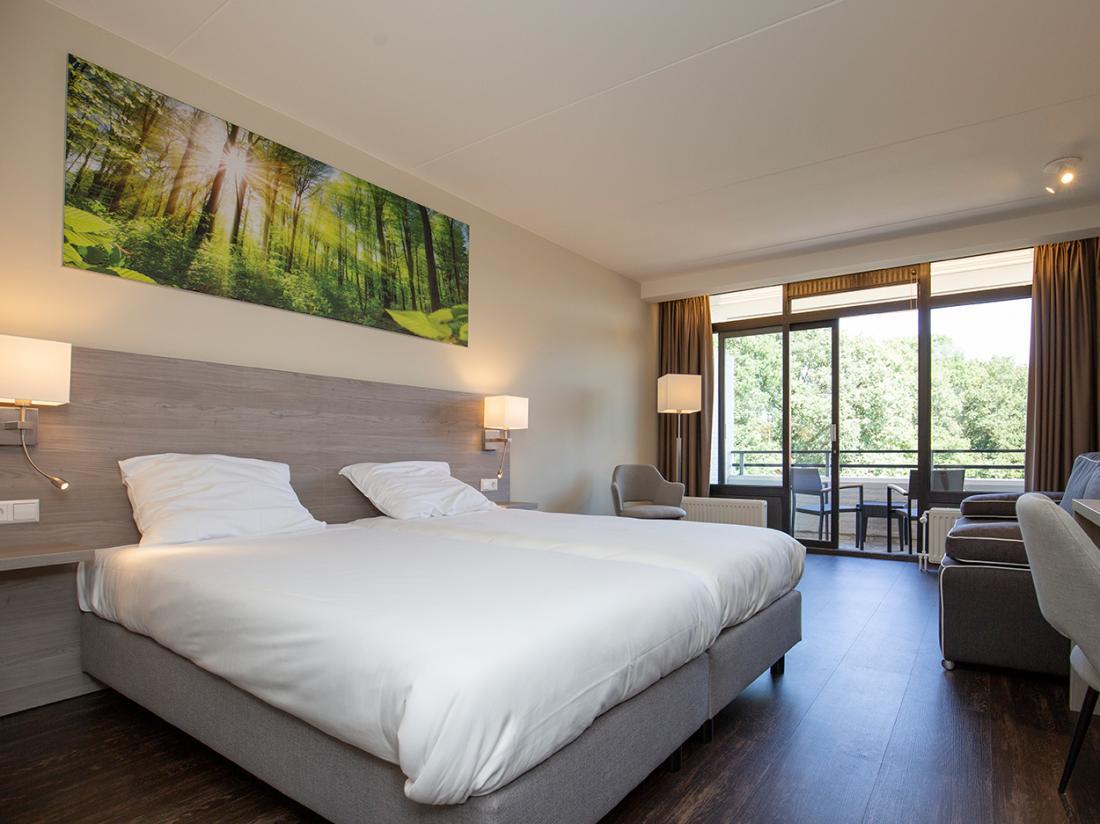 Fletcher Hotel Frerikshof Winterswijk Hotelkamer