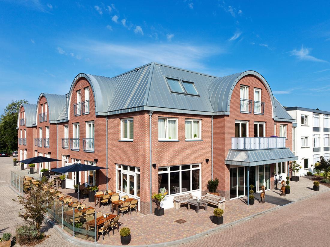 Hotelaanbieding Texel Texel Aanzicht