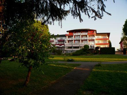 Resorthotel Park Hill Baden Württemberg Lossburg Duitsland hotel