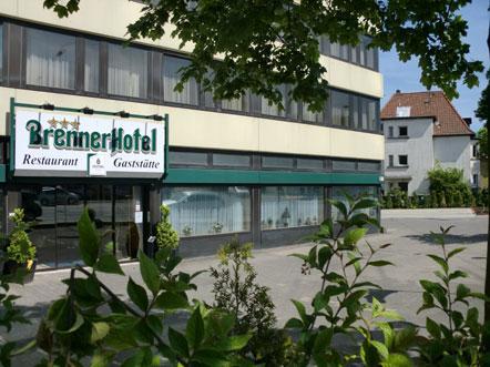 Brenner Hotel Bielefeld Duitsland