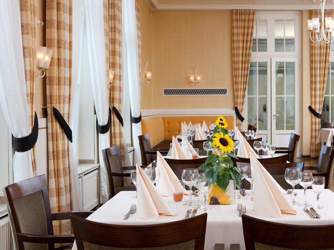 welcome hotel Meschede Mennesee restaurant