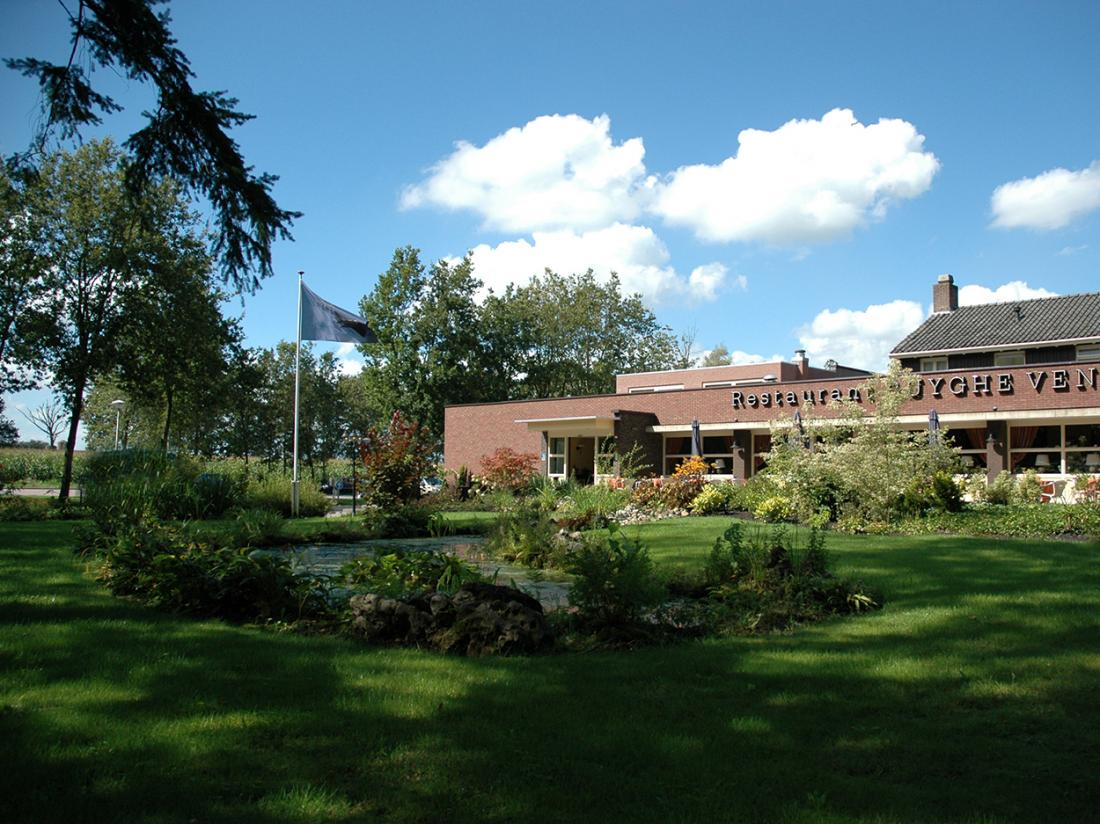 Hotel deRuygheVenne Westerbork Buitenkant