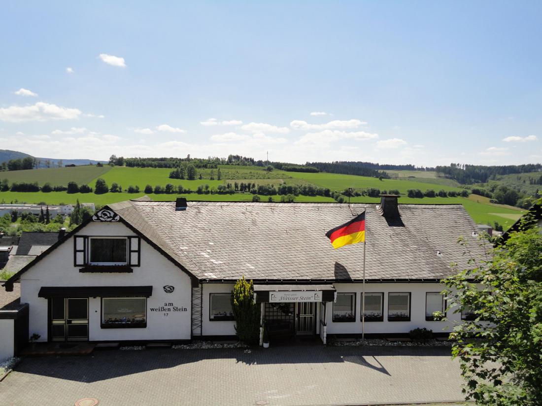 Hotel Weisser Stein Bad Fredeburg Hotel