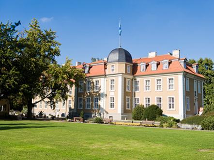 parkhotel schloss meisdorf duitsland hotelaanzicht