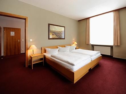 parkhotel schloss meisdorf duitsland hotelkamer