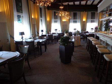 Hotel Wilhelmina restaurant
