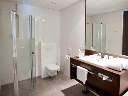 badkamer hotel delft