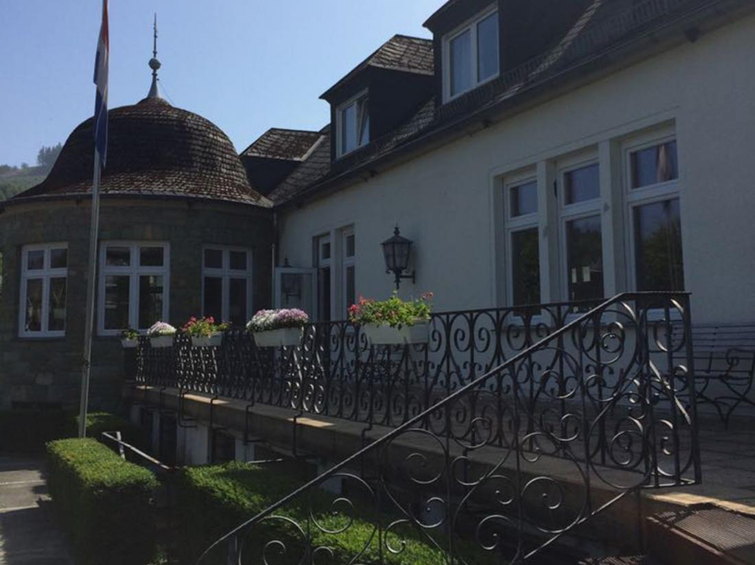 Parkhotel Andreasberg Buitenaanzicht