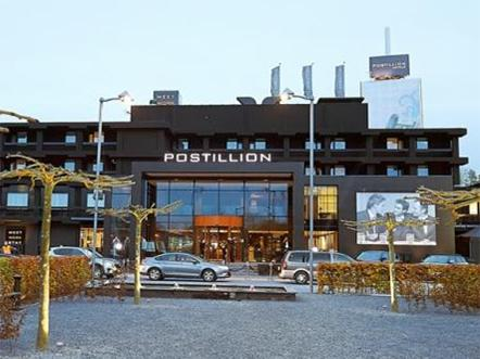 postillion hotel dordrecht entree