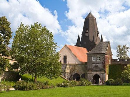 Hotel Bad Bentheim Duitsland burg