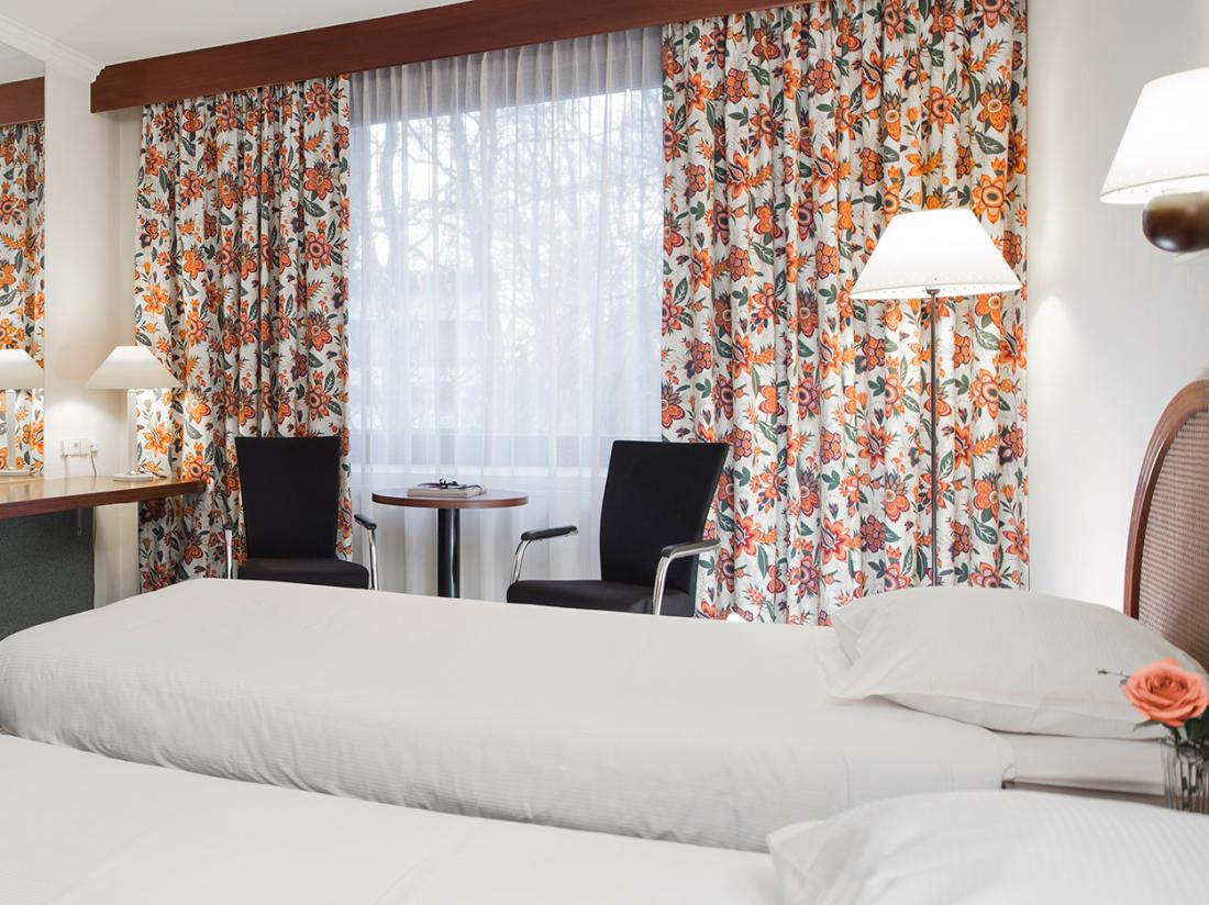 Weekendjeweg Arnhem Hotelkamer Comfort Postillion