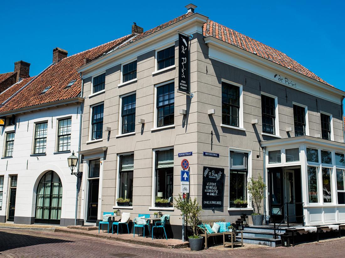 Weekendjeweg Buren Hotel de Prins