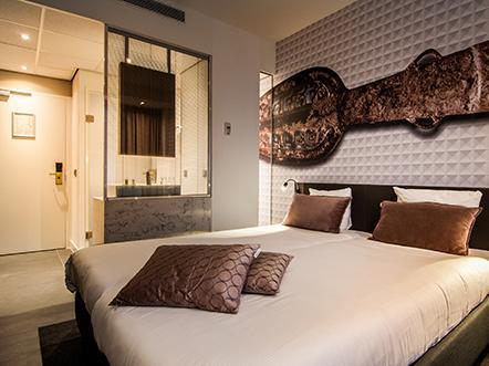 hotel leiden hotel kamer