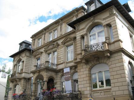 Weekendjeweg Hotel Duitsland Idar Oberstein Gebouw