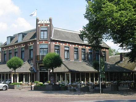 Hampshire Hotel Wesseling Dwingeloo Exterieur