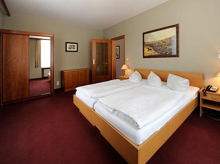 parkhotel schloss meisdorf duitsland hotelkamer2