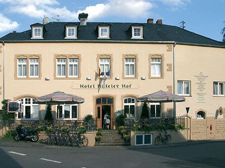 hotel nitteler hof hotel exterieur