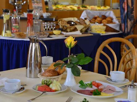 Arrangement Michel Hotel Beieren Ontbijtbuffet