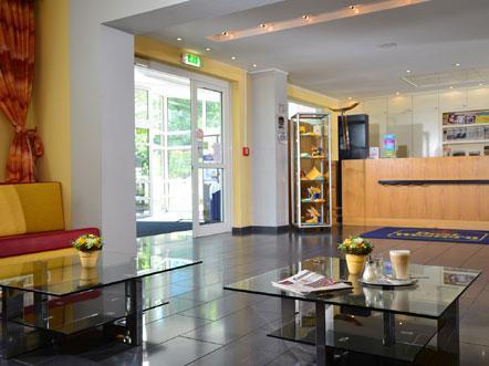 Arrangement Michel Hotel Beieren Entree