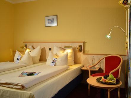 Michel Hotel Landshut Tweepersoonskamer