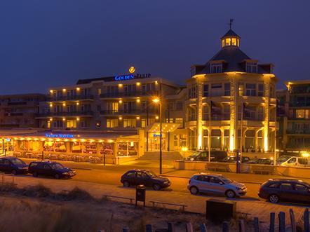 hotel noordwijk golden tulip exterieur