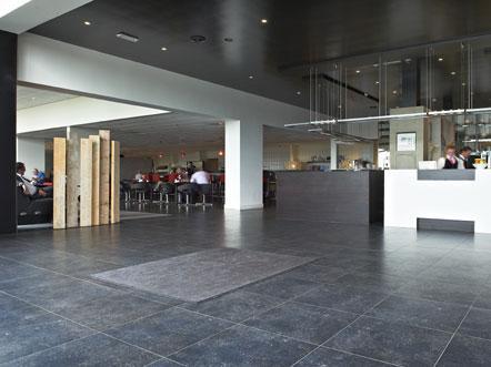 postillion hotel in Utrecht Bunnik receptie