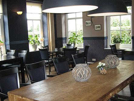 Hotelaanbieding Wezup restaurant