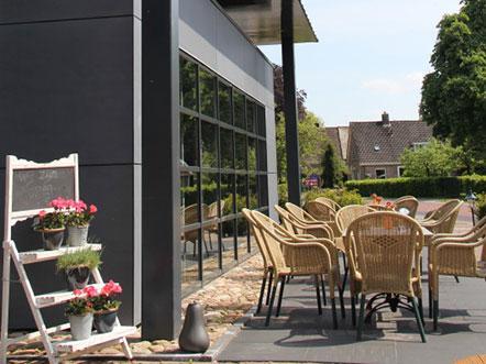 Hotelaanbieding Hotel Hegen terras