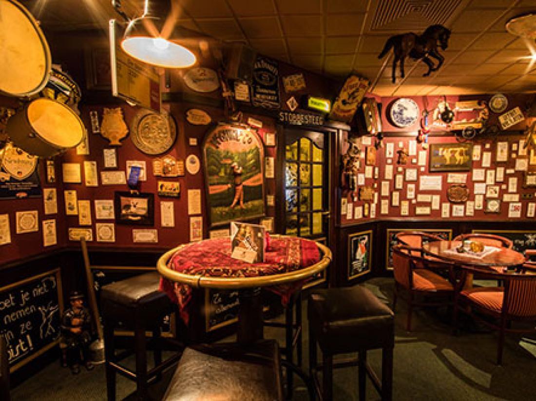 Weekendjeweg Ruinen Drenthe Cafe