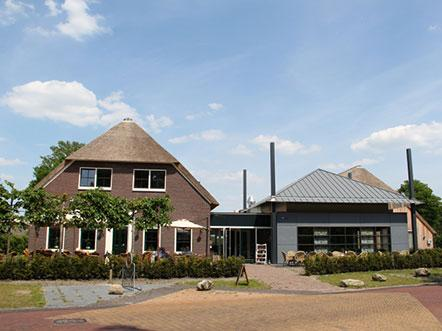 Hotel Hegen Drenthe aanzicht