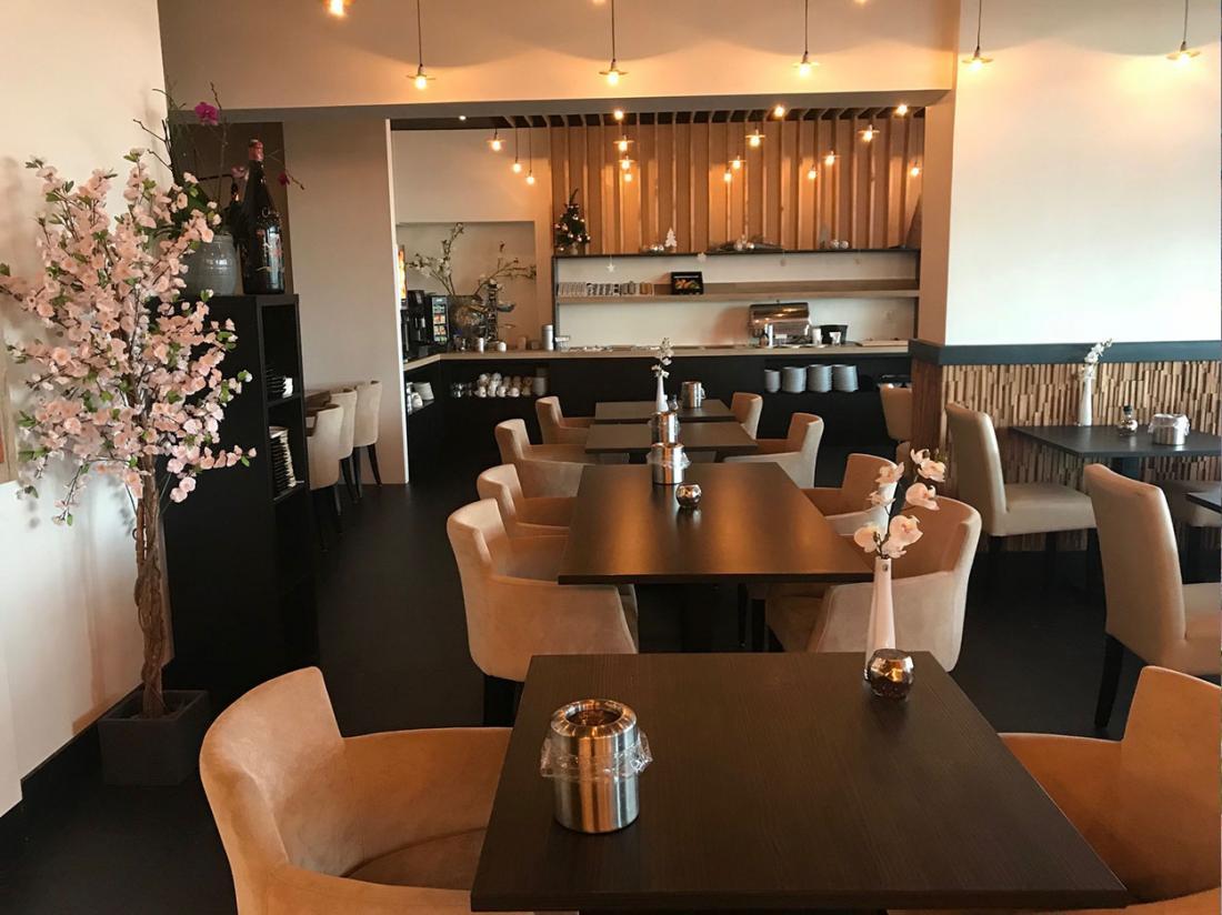Palace Hotel Zandvoort Zuid Holland ontbijtzaal
