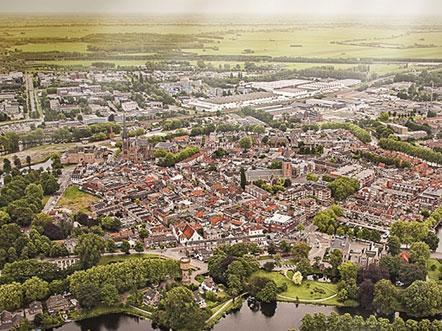 BEST WESTERN City Hotel Woerden stad