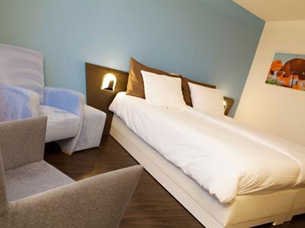 Hotelaanbieding Hampshire Hotel Fitland Veghel Noord Brabant Hotelkamer