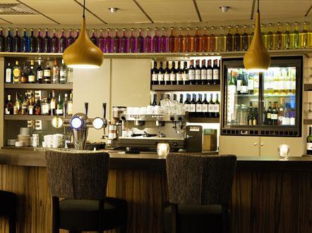 Hotelarrangement Hampshire Hotel Fitland Veghel Bar