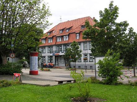 Hotel Villa Opdensteinen Duitsland Vooraanzicht