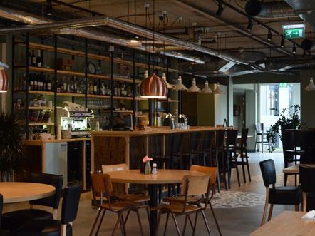 Hotelarrangement Best Western Zaan Inn Zaandam Bar